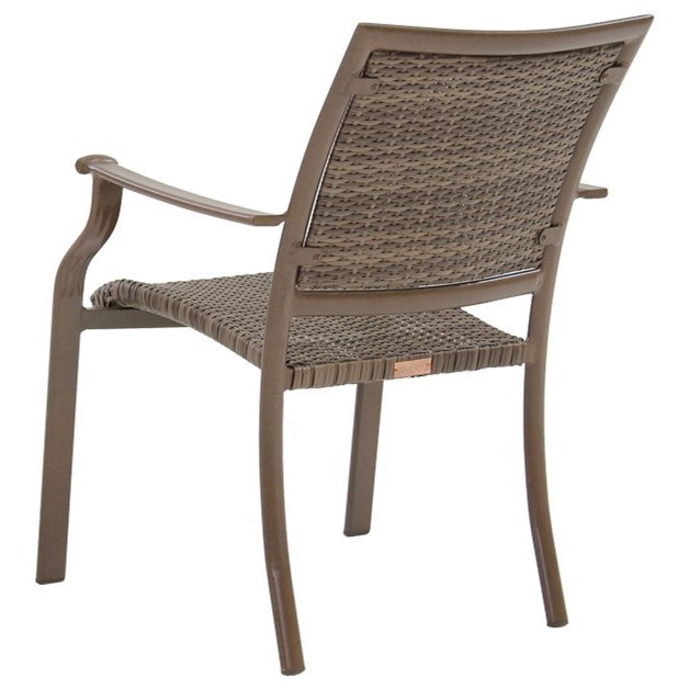 Pelican Reef Panama Jack Island CoveWoven Arm Chair ...