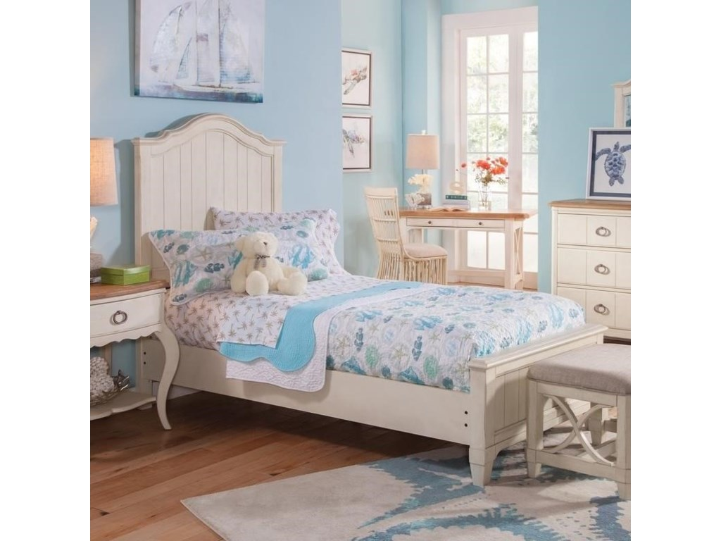 Panama Jack by Palmetto Home MillbrookTwin Panel Bed