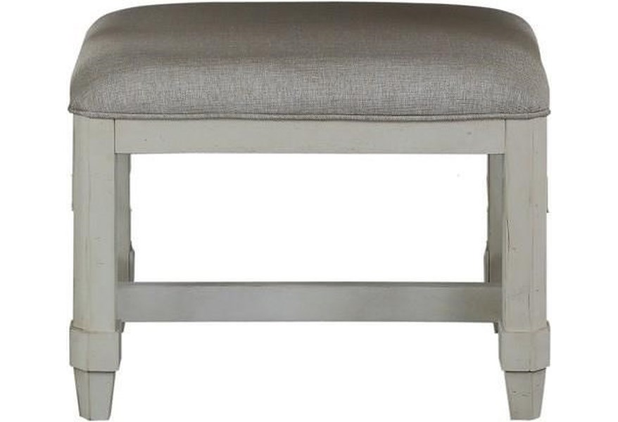 Millbrook Bed Bench by Panama Jack by Palmetto Home at Baer\'s Furniture