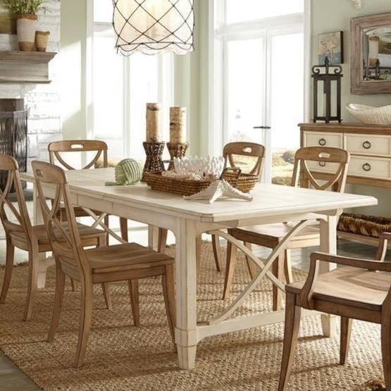 Panama Jack by Palmetto Home MillbrookRectangular Dining Table