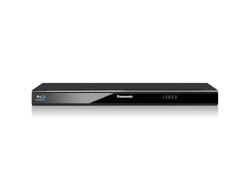 Panasonic 2013 DVD/Blu-Ray PlayersSmart Network 3D Blu-Ray Disc™ Player
