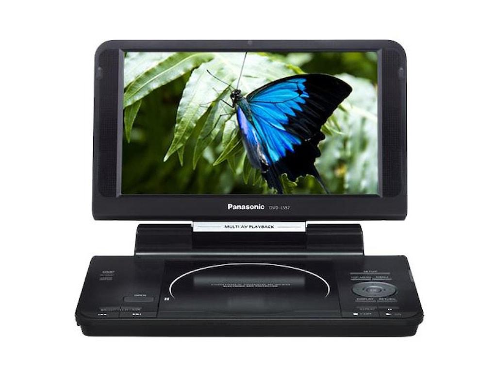 Panasonic 2013 DVD/Blu-Ray PlayersPortable DVD Player