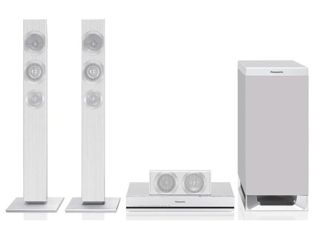 Panasonic 2013 Home Theater Systems3.1 Channel 300 Watt Home Theater System