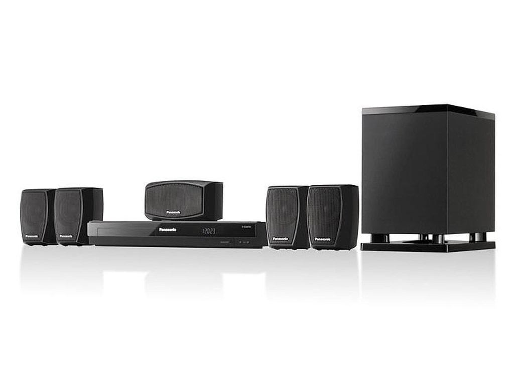 Panasonic 2013 Home Theater Systems5.1 Channel 400 Watt Home Theater System
