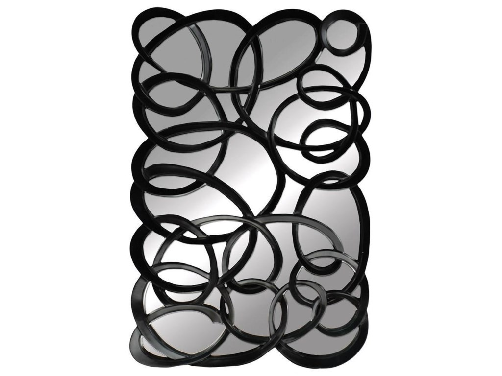 Paragon MirrorsBlack Interlaced Mirror