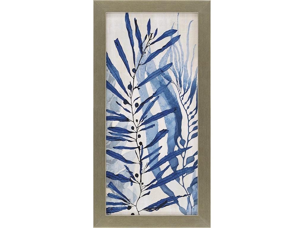 Paragon Wall ArtSea Nature in Blue II Wall Art