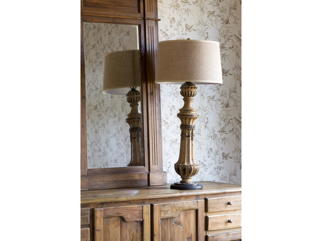 Park Hill Collection LampsStreet Light Lamp