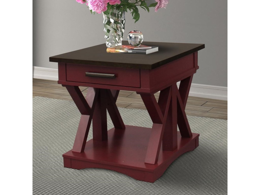 Parker House Americana ModernEnd Table