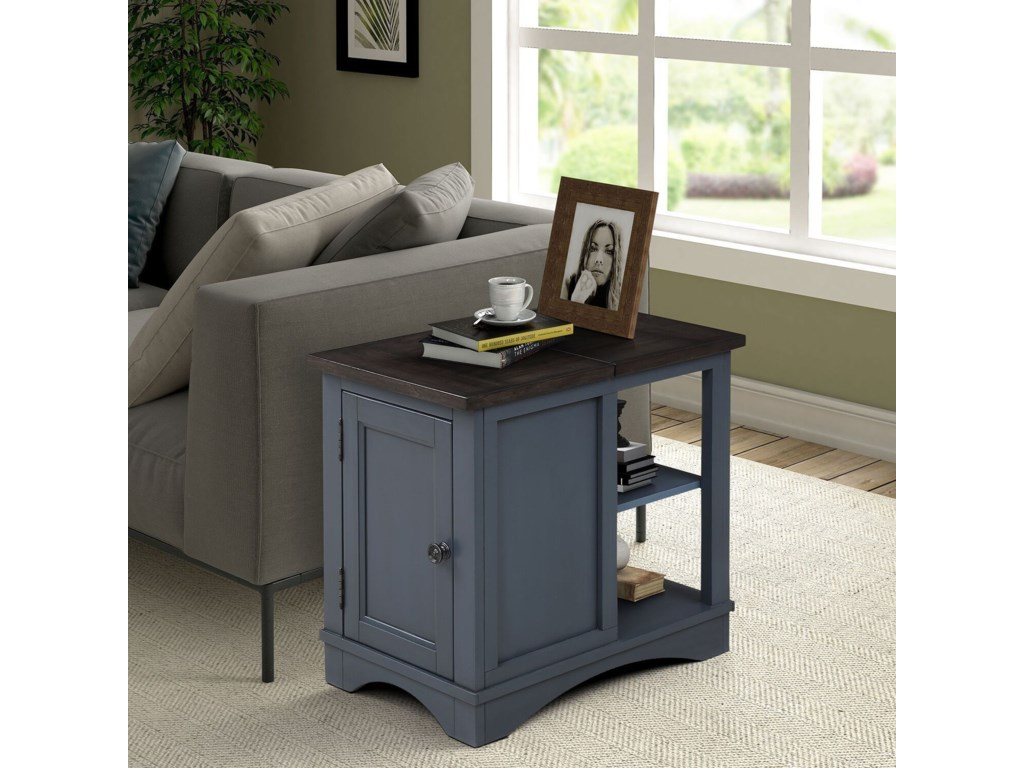 Paramount Furniture Americana ModernChairside Table