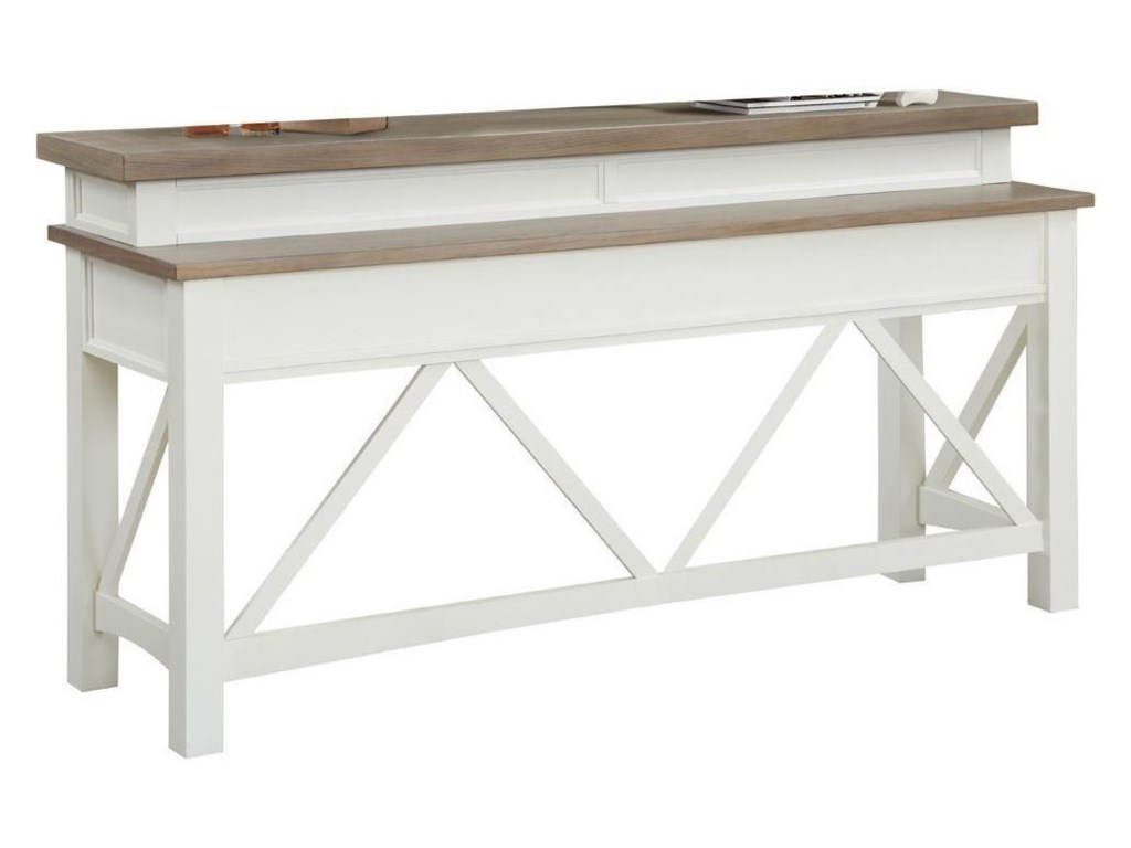 Paramount Furniture Americana ModernEverywhere Console Table