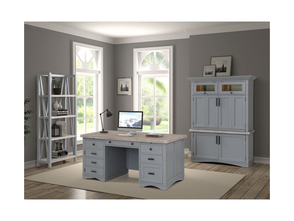 Paramount Furniture Americana ModernWorkstation