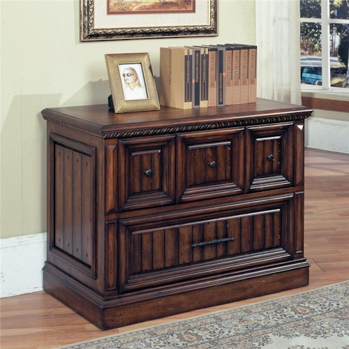 Parker House Barcelona Two-Drawer Lateral File
