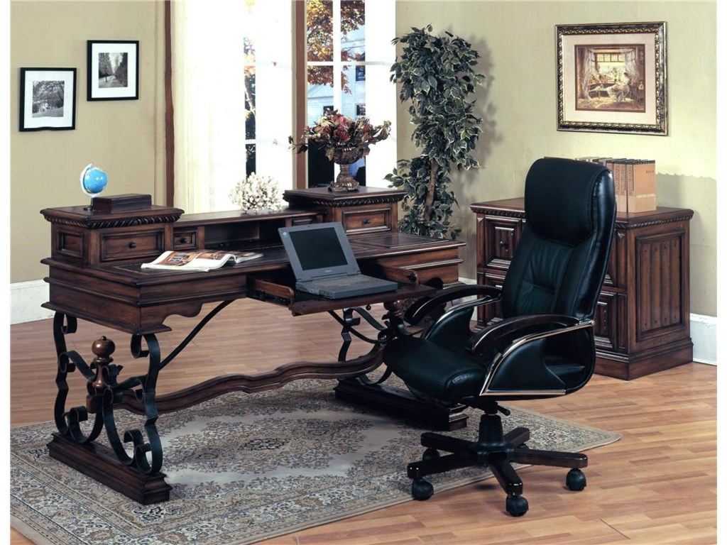 Shown with Writing Desk
