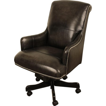 Bellmont Leather Desk Chair