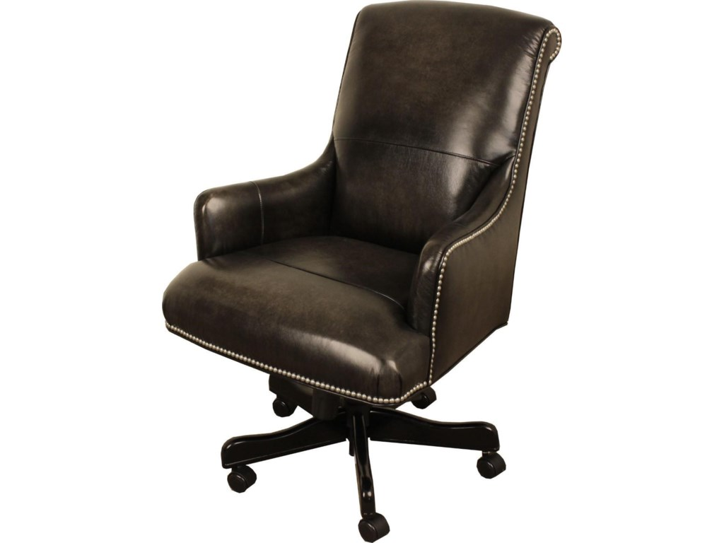 Parker Scott Bellmont LeatherBellmont Leather Desk Chair