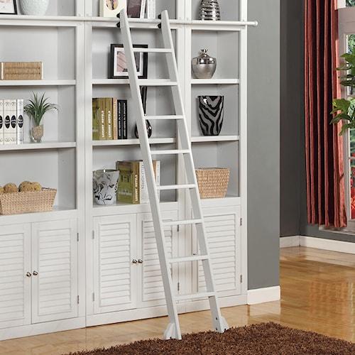 Parker House Boca Library Ladder