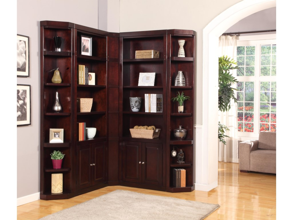 Parker House BostonCorner Bookcase Unit