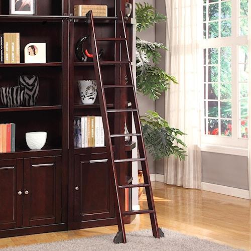 Parker House Boston Library Ladder