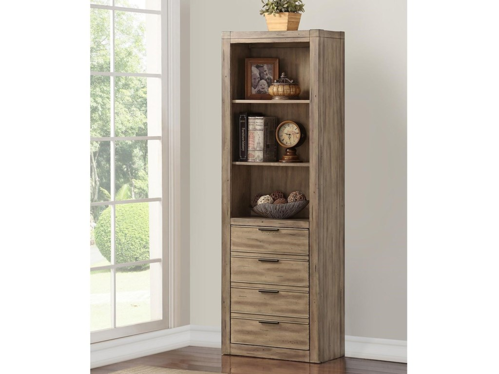 Parker House BrightonBookcase with Door