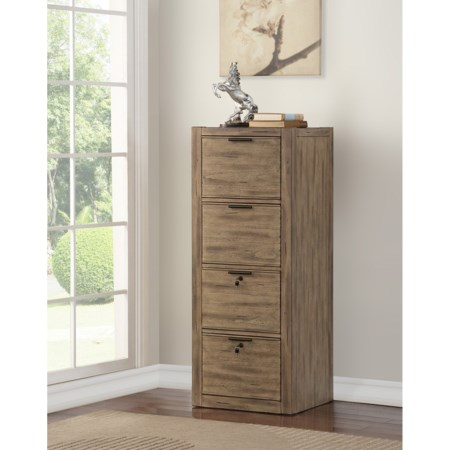 Tall File Cabinet