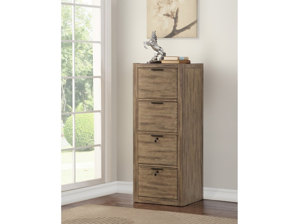 Parker House BrightonTall File Cabinet