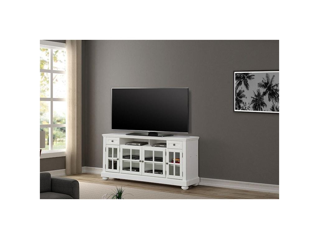 Parker House Cape Cod63 Inch TV Console