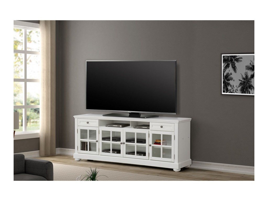 Parker House Cape Cod76 Inch TV Console