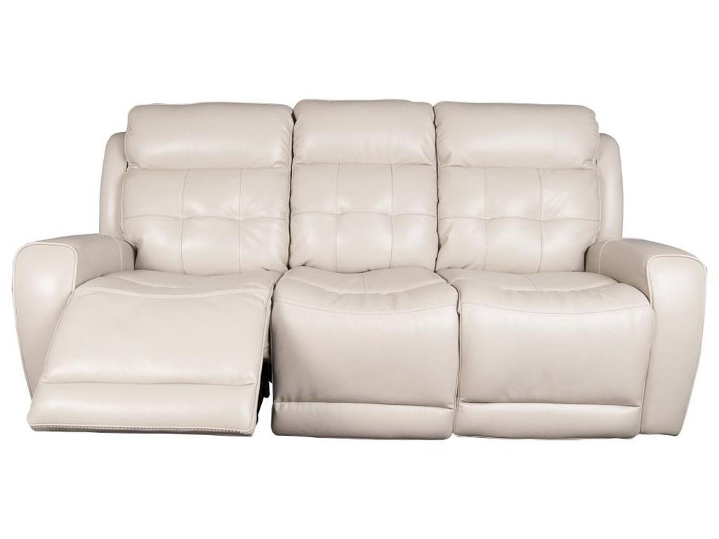 Parker House DorseyDorsey Leather Match Power Reclining Sofa