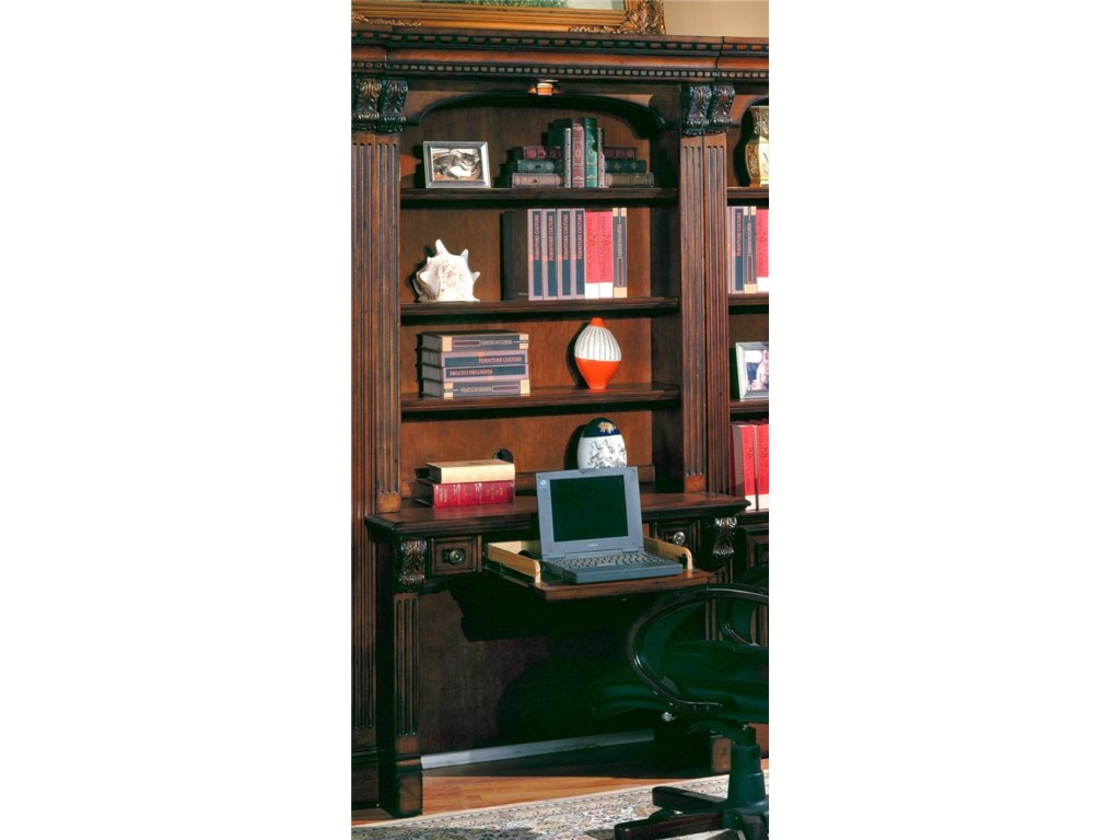 Parker House Huntington2 Piece Library Desk