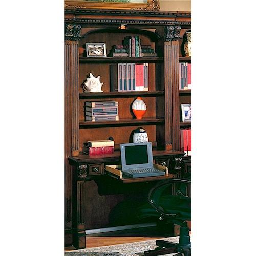 Parker House Huntington Two-Piece Library Desk