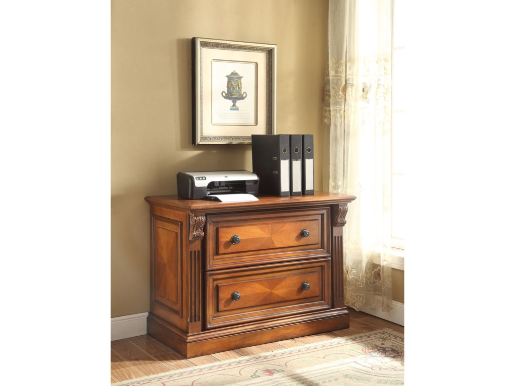 Parker House Huntington2 Drawer Lateral File