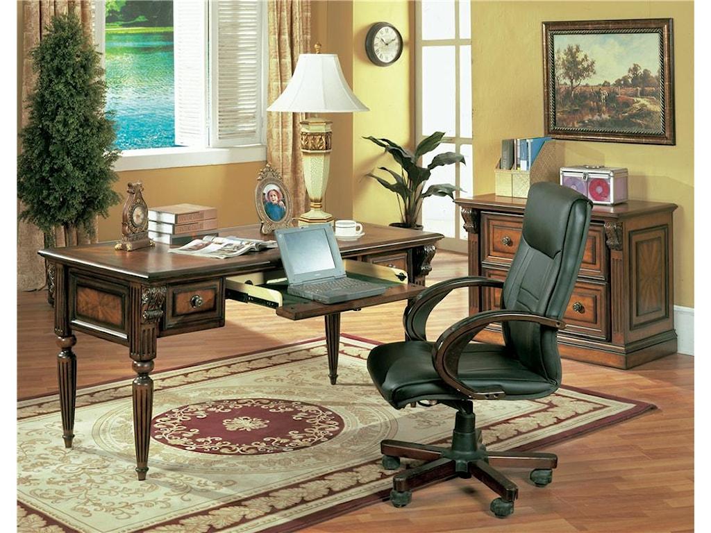 Parker House HuntingtonWriting Desk
