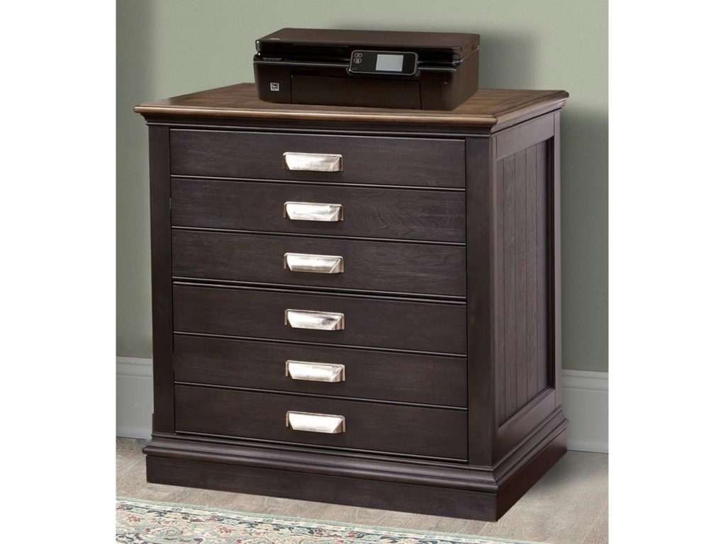 Parker House Lincoln Park - LINLateral File Cabinet