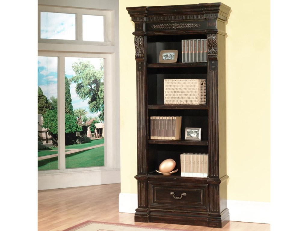 Parker House Palazzo Museum Bookcase