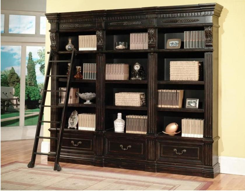 Shown with Additional Bookcase Extension