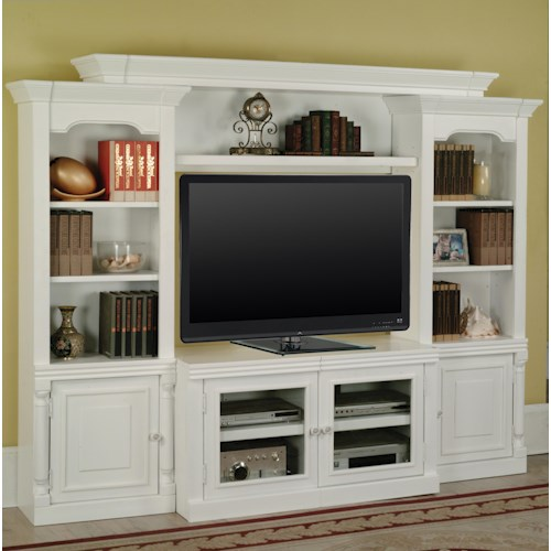 Parker House Premier Alpine Premier Expandable Entertainment Wall Unit