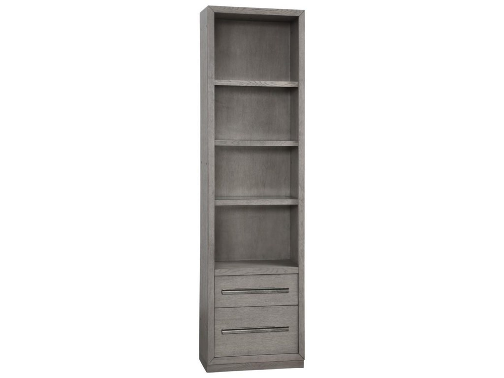 Parker House Pure Modern24in. Open Top Bookcase