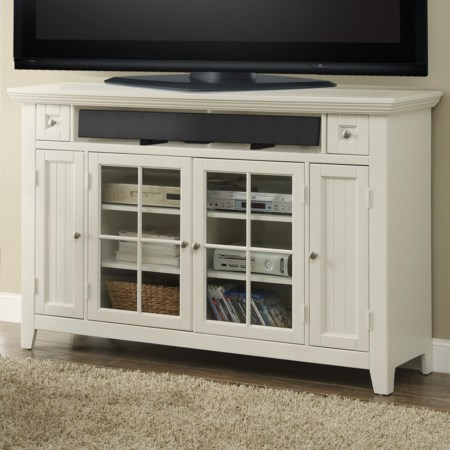 """62"""" Tall TV Console"""