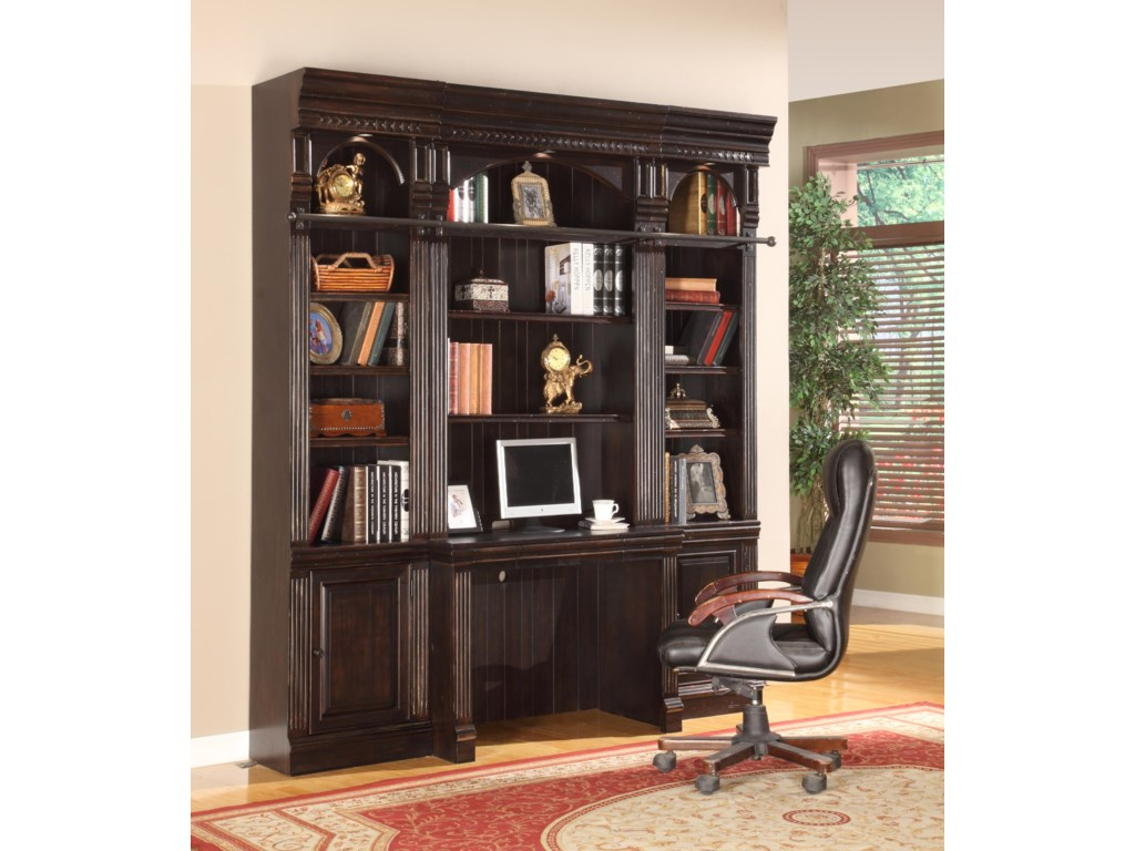 Shown with Two 22-Inch Bookcases