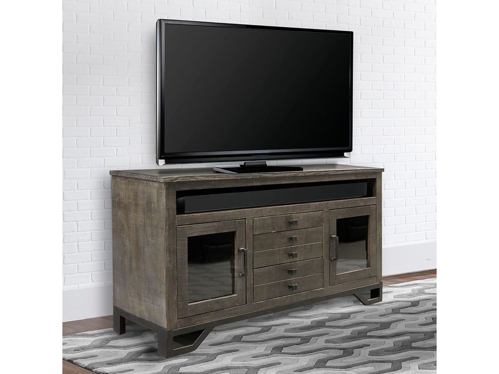 Paramount Furniture Veracruz63 Inch TV Console