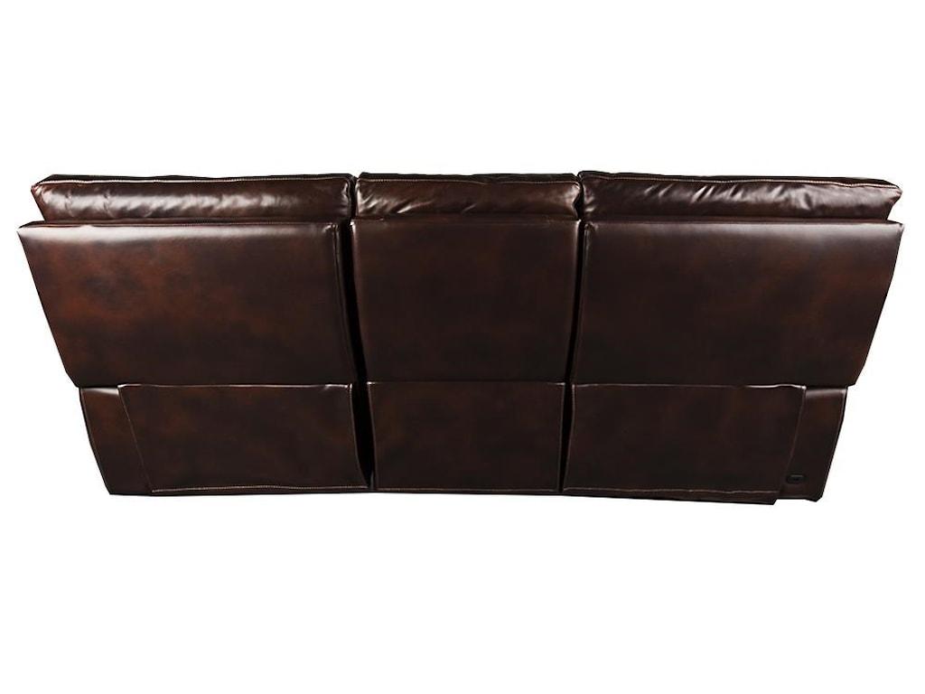 Parker Scott WarwickWarwick Leather Match Power Sofa