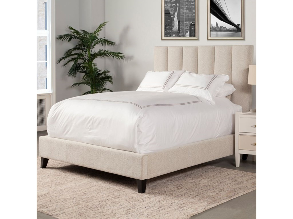 Paramount Living AveryQueen Upholstered Bed