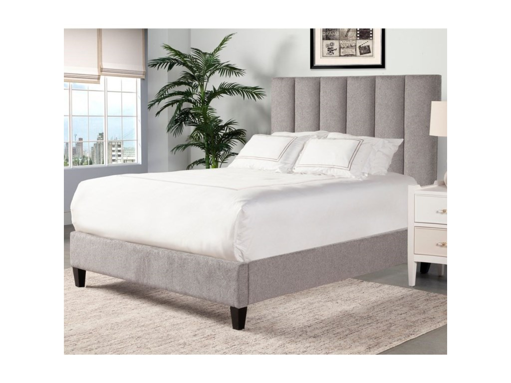 Parker Living AveryKing Upholstered Bed