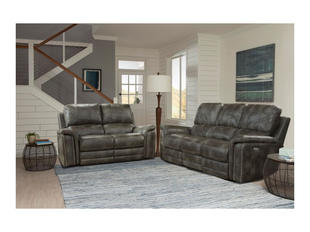 Parker Living BelizeDual Power Sofa