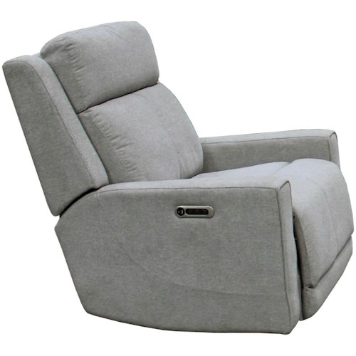 Parker Living Cabo Power Recliner with Power Headrest and USB Port