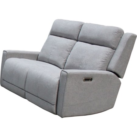 Dual Power Reclining Loveseat