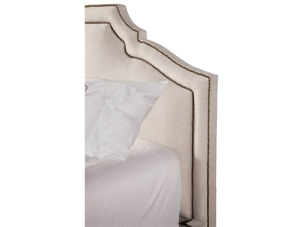 Paramount Living CaseyKing Upholstered Bed