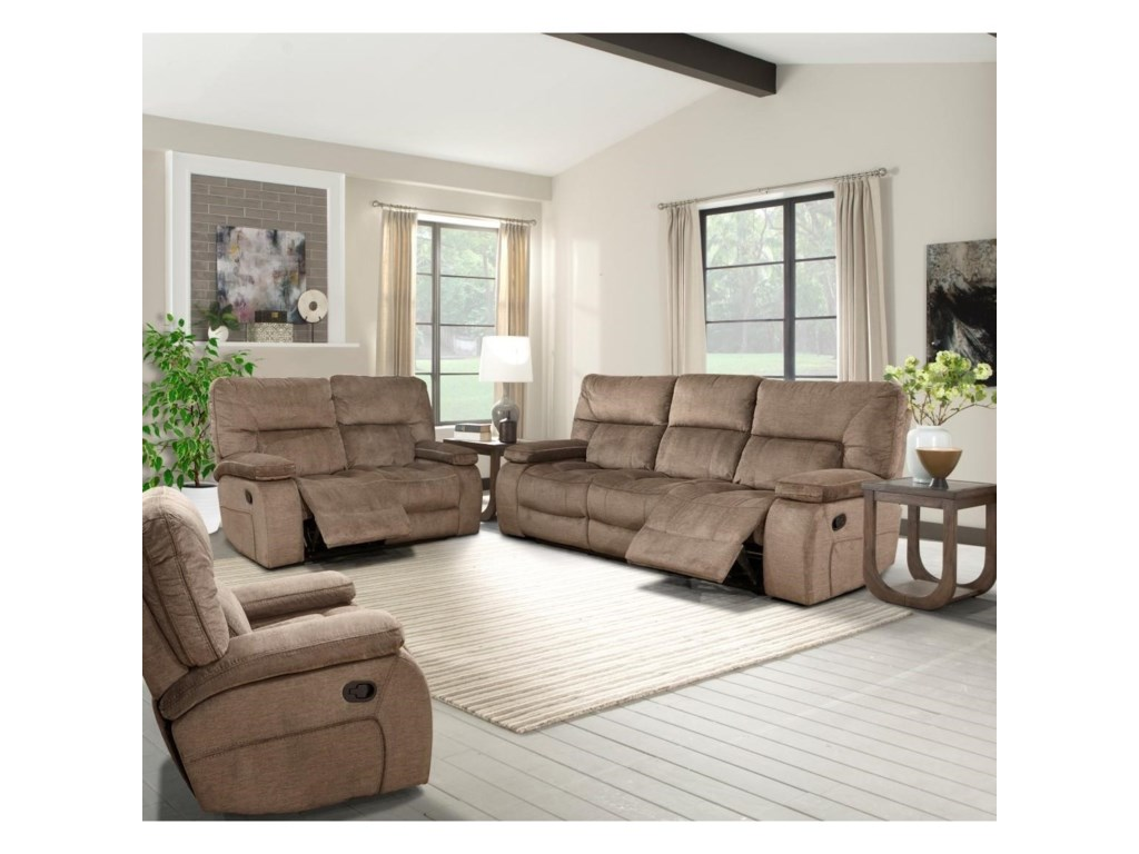 Parker Living ChapmanReclining Living Room Group