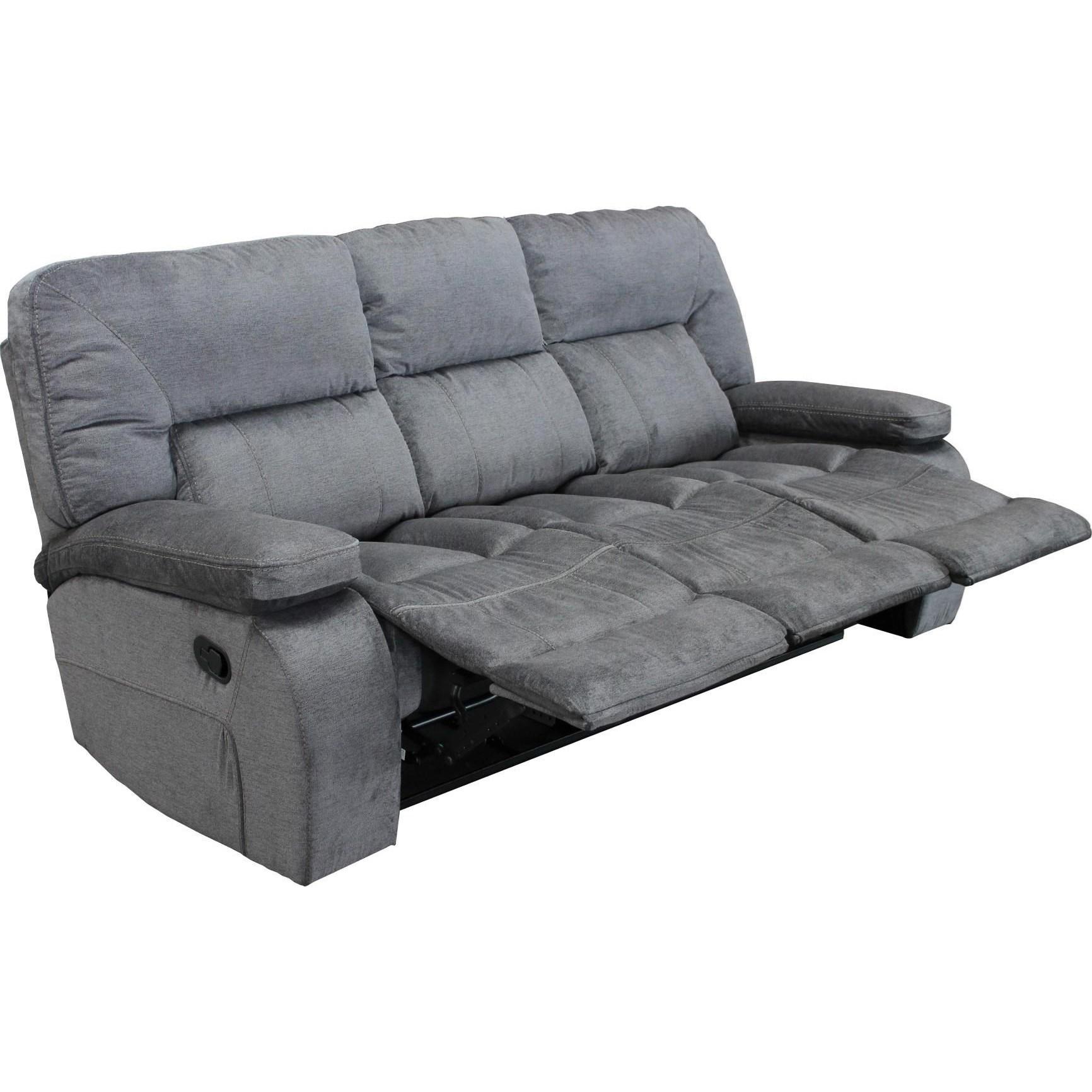 theo casual triple reclining sofa with pillow arms rotmans rh rotmans com triple recliner sofa cover triple reclining sofa fabric