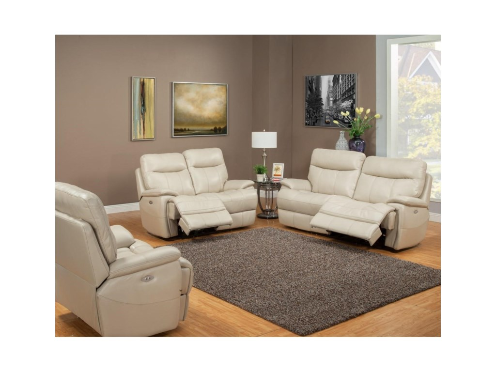 Parker Living DylanPower Reclining Living Room Group